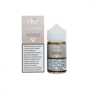 CUBAN BLEND BY NAKED 100 - 50ML