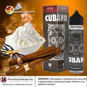 CUBANO BY VGOD – Dubai