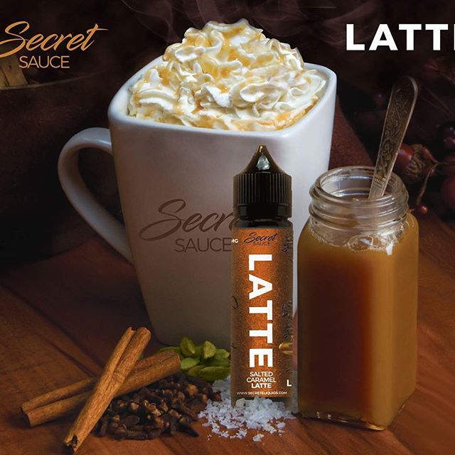 Latte Secret Sauce Dubai E lquids
