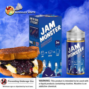 BLUEBERRY BY JAM MONSTER dubai