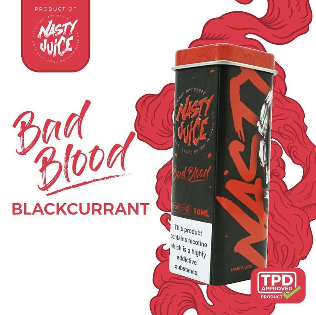 Bad Blood Dubai UAE Ejuice Dubai