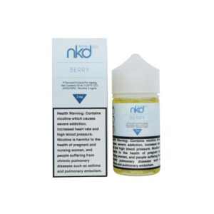 BERRY MENTHOL BY NAKED 100 - 50ML