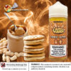 COOKIE BUTTER BY LOADED – 120ML Dubai Vape