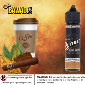 COFFEE TOBACCO BY RUTHLESS – 60ML Dubai Abu Dhabi