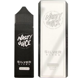 nasty silver tobacco Dubai Vape