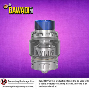 KYLIN MINI RTA BY VANDY VAPE (SINGLE COIL)