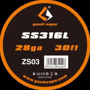 Geek Vape dubai ss316L 28