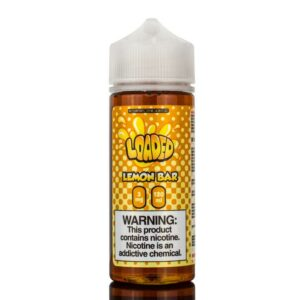 LEMON BAR BY LOADED – 120 ML