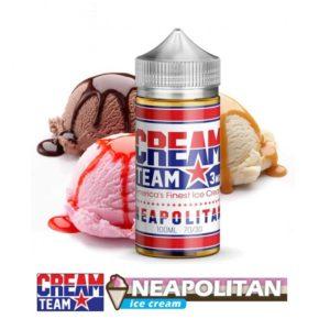 Neapolitan by cream team ejuice dubai vape uae