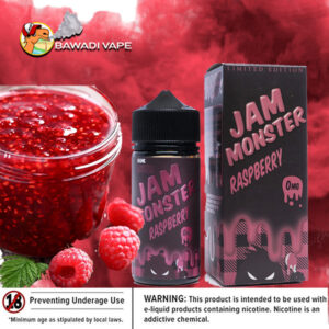 RASPBERRY BY JAM MONSTER DUBAI ABU DHABI