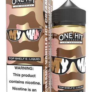 ONE HIT WONDER - MY MAN Dubai Vape - Vaping UAE - Ejuice Dubai - Ejuice Abu Dhabi