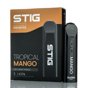stig tropical mango dubai vape ejuice uae