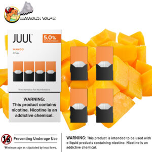 MANGO PODS BY JUUL dubai uae