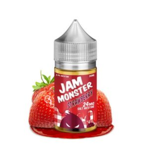 JAM MONSTER SALTS STRAWBERRY JAM