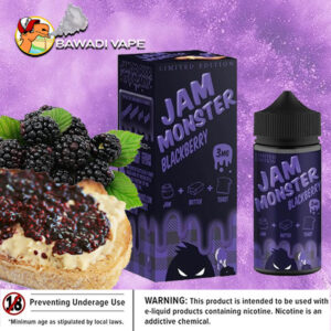 blueberry jam monster DUBAI ABU DHABI