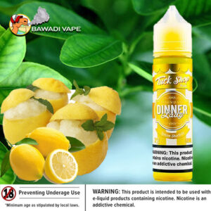 TUCK SHOP FROM DINNER LADY – LEMON SHERBET – 60ML Bawadi vape dubai