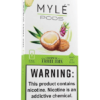 tripical fruit mix by myle dubai vape ejuice uae