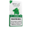 iced mint by myle dubai vape ejuice uae