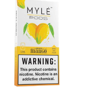 sweet mango by myle dubai vape ejuice uae