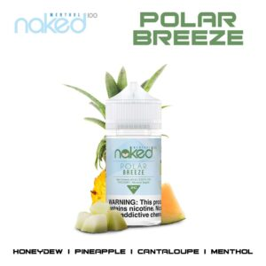 Naked Polar Breeze dubai vape ejuice uae