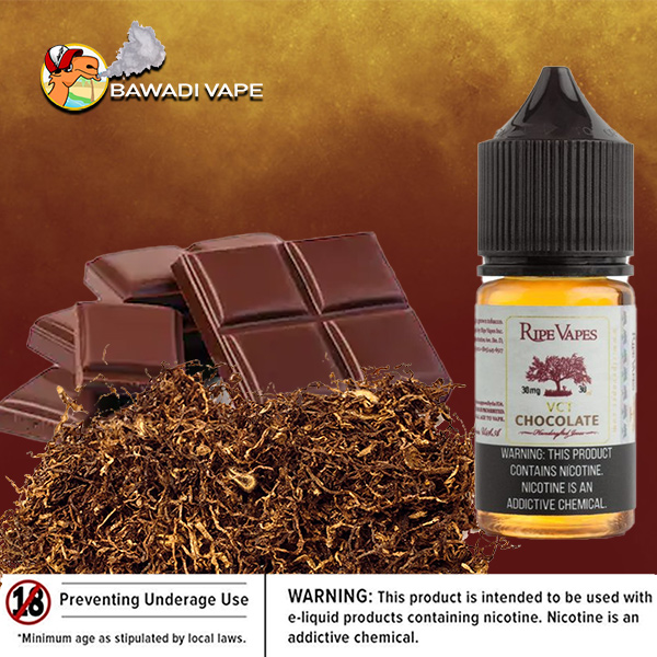 RIPE VAPES Salt VCT CHOCOLATE – 30 ML DUBAI ABU DHABI