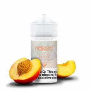 Naked_100_Peachy_Peach_Dubai Vape_ Ejuice UAE