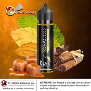 TOBACCO CARAMEL BY BOLD BY BLVK UNICORN