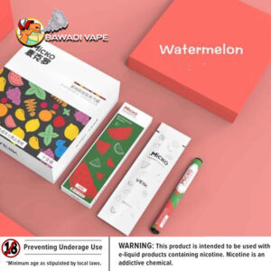MICKO DISPOSABLE VAPORIZER BY VEIIK – WATERMELON