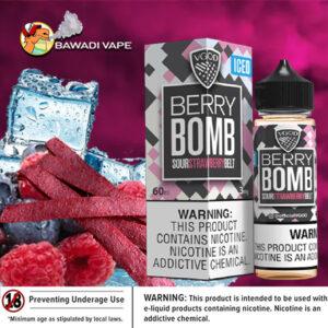BERRY BOMB ICED BY VGOD Dubai Saudi