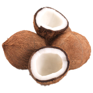 COCONUT e juice flavour