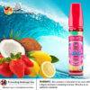 PINK WAVE BY DINNER LADY – 60ML