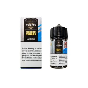 CHOCOLATE COOKIES BY TICKETS BREW - 50ML