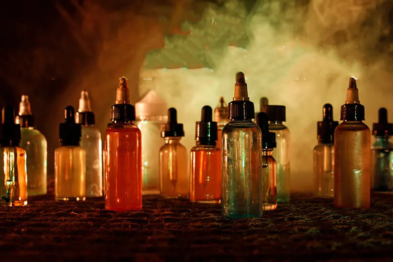HOW TO STEEP E-LIQUID: