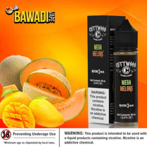 MEGA MELONS BY CUTTWOOD – 60ML