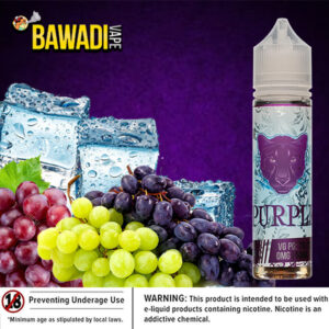 PURPLE PANTHER ICED BY DR.VAPES