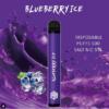 AV DISPOSABLE - BLUEBERRY ICE