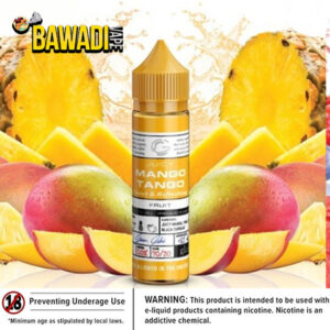MANGO TANGO BY GLAS BASIX E-LIQUID – 60ML