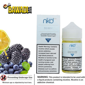BERRY MENTHOL BY NAKED 100 – 50ML