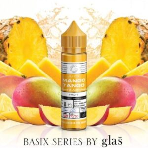 MANGO TANGO BY GLAS BASIX E-LIQUID - 60ML