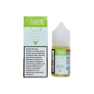 APPLE MENTHOL BY NAKED 100 SALTS - 30ML