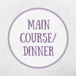 MAIN COURSE DINNER Index