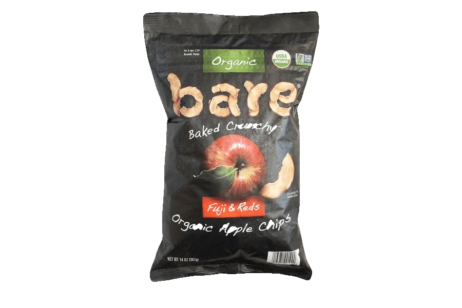 Bare Organic Apple Chips