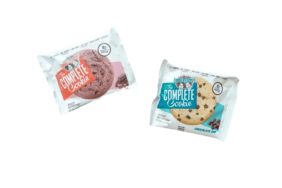Lenny and Larry's Protein Cookies
