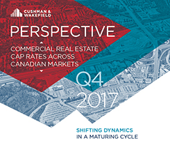 Kitchener, Waterloo, Guelph, Cambridge Commercial Real Estate CAP Rate Report