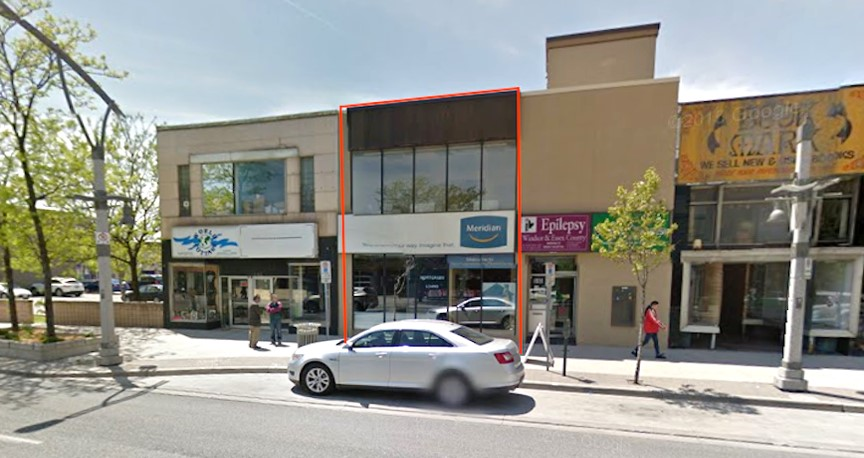 545 Ouellette Ave, Windsor   Retail & Office Space for Sale or Lease