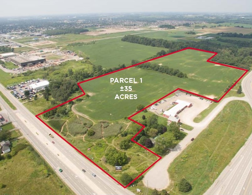 Woodstock Lands (Hwy 2 & County Rd 4 – Parcel 1)   SOLD