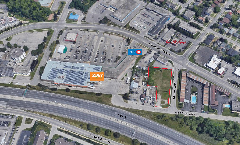 2794 King Street East, Kitchener | Commercial Land for Sale