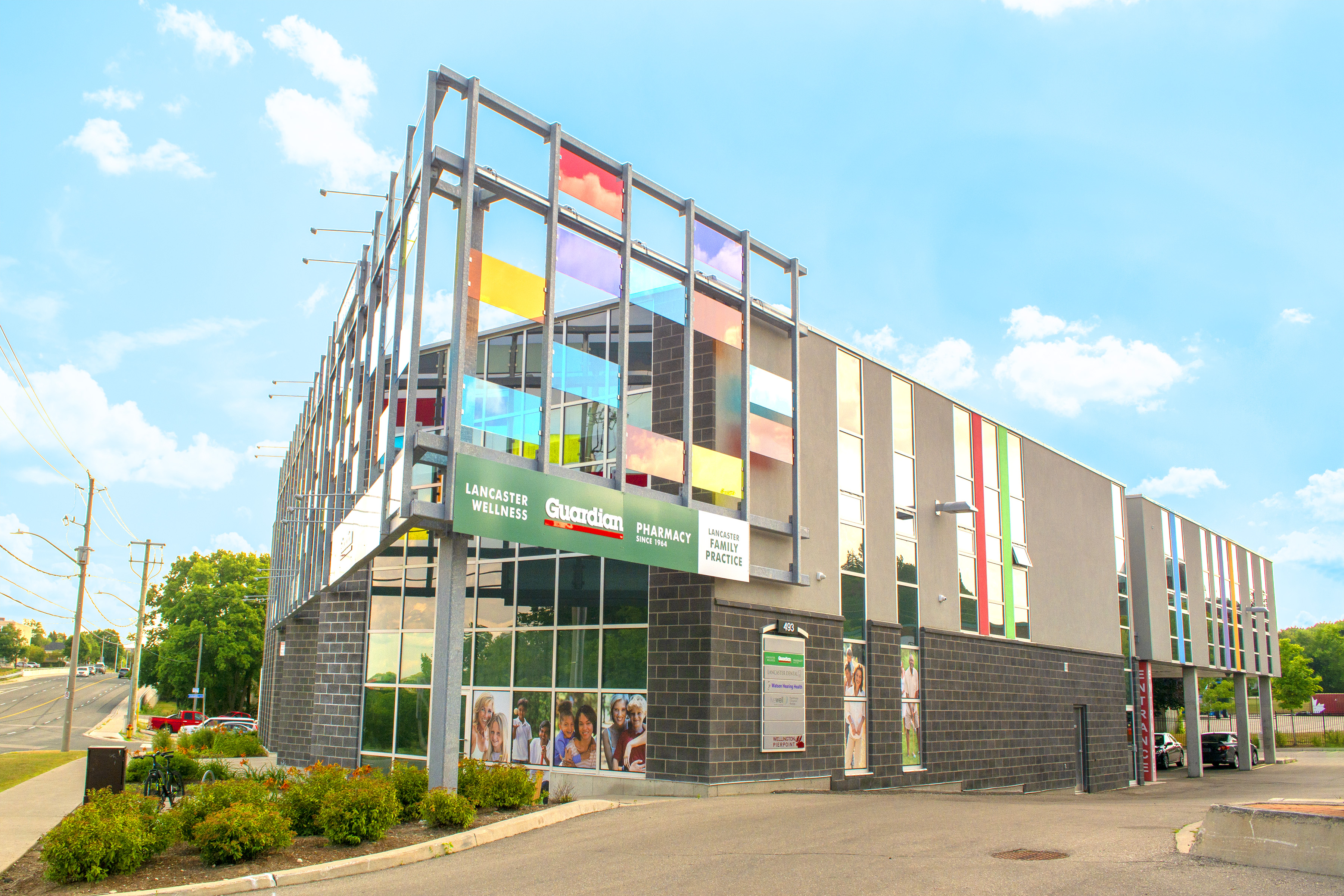 493 Lancaster Street West (Units 202, 204 & 205), Kitchener | Office Space for Lease
