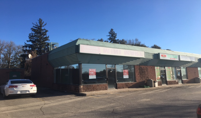 215 Highland Road West, Kitchener | Prime Retail / Office Space Available for Lease