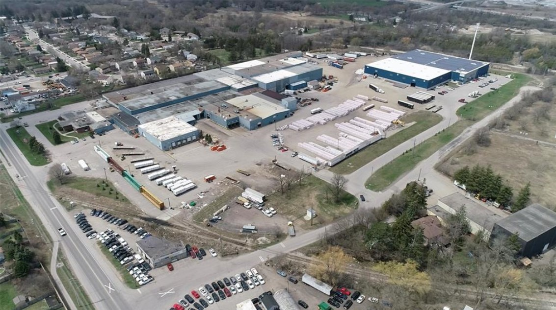 1574 Eagle Street, (Units 2, 3-5), Cambridge | Craned Industrial / Warehouse Space for Lease